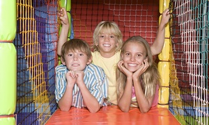 Rinky Dink: Family-Fun-Center Winter Season Pass for One, Two, or Four Kids at Rinky Dink (Up to 40% Off)