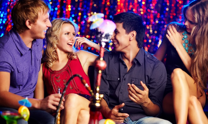 Bikini Cafe & Beer Garden - West Avenue: Hookah and Two or Four Drinks at Bikini Cafe & Beer Garden (Up to 52% Off)