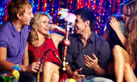 Hookah and Two or Four Drinks at Bikini Cafe & Beer Garden (Up to 68% Off)
