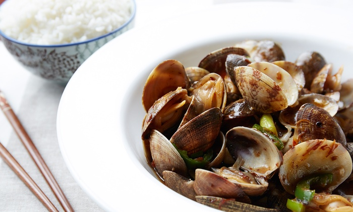 Go 4 Food - Armour Square: $18 for Delivery or Pickup Chinese Fusion Food from Go 4 Food (Up to 10% Off). Order Online.