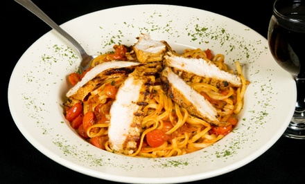 Italian Cuisine for Two, Four, Six, or Takeout at Italian Kitchen (Up to 50% Off)