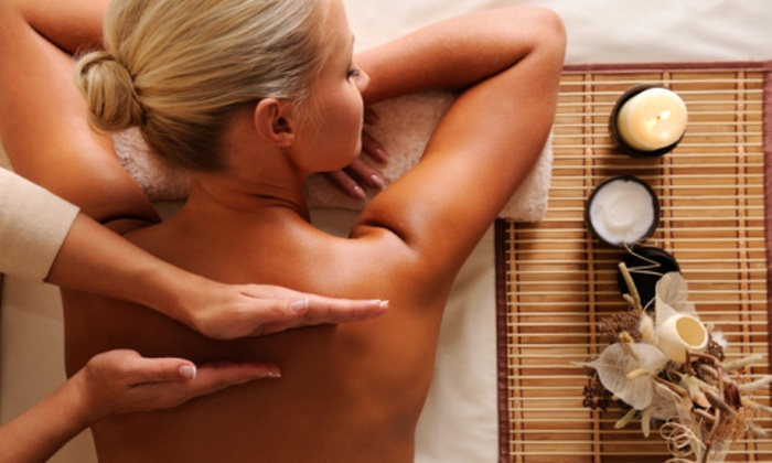 Cody at All About Massage - Edmond: 60- or 90-Minute Massage or 90-Minute Hot Stone Massage from Cody at All About Massage (Up to 53% Off)
