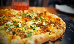 Pharmacy: Speakeasy Dinner at Pharmacy (Up to 47% Off). Four Options Available.