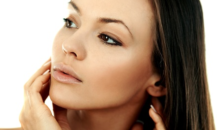 Laser Eyelid Lift for the Upper or Lower Lids or Both at The OC Center for Facial Plastic Surgery (Up to 53% Off)