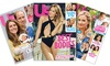 "Us Weekly: $34 for a One-Year, 52-Issue Subscription to ""Us Weekly"" ($69.95 Value)"