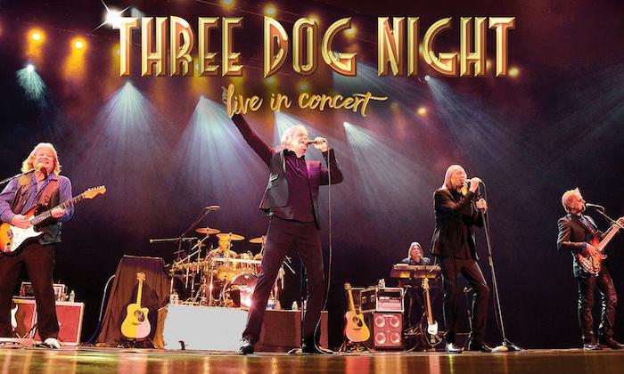 Three Dog Night On April 28 At 730 Pm