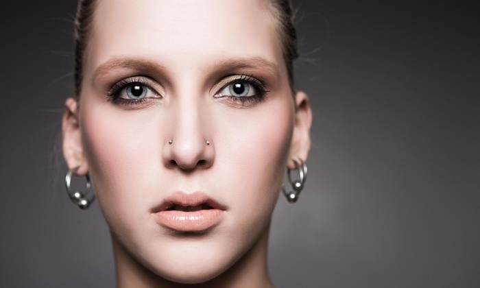 Spokane Hair And Body Lounge - Country Homes: Single-Hole Body Piercing from Spokane Hair and Body Lounge (45% Off)