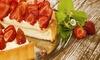 L'authentic - Holtzheim: Tartes flambées salées au choix et desserts au choix pour 2 ou 4 personnes dès 19,90 € au restaurant L'authentic