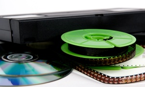 Lifetime Video: $39 for Up to Six VHS-to-DVD Conversions at Lifetime Video (Up to $90 Value)