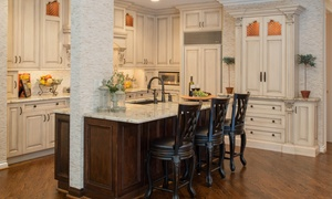 Diamond Tile And Marble Llc: Kitchen Remodel Consultation and Plans from Diamond Tile and Marble LLC (57% Off)