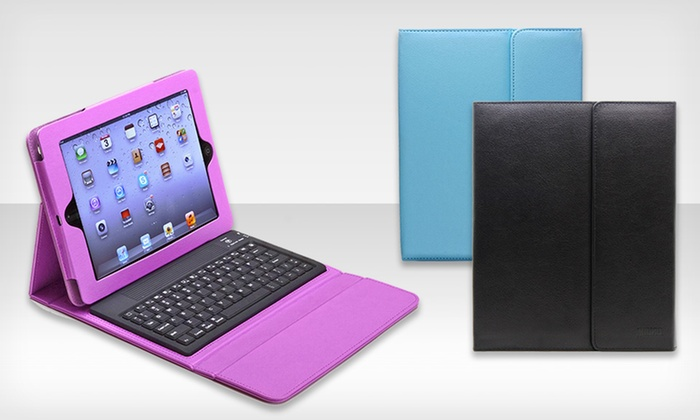 Aduro Liqua-Shield iPad Folio Case: $24.99 for an Aduro Liqua-Shield iPad Folio Case with Bluetooth Keyboard ($59.99 List Price). Free Shipping and Returns.