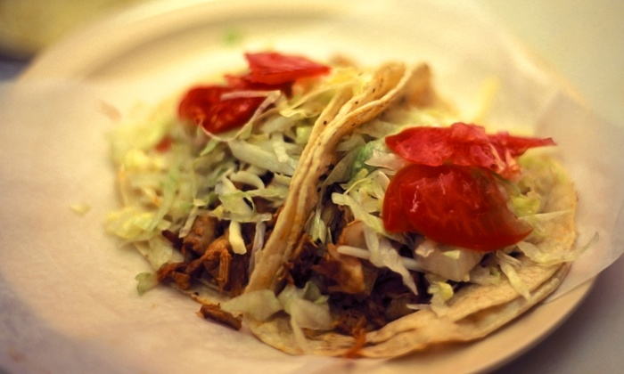 El Burrito - DeWitt: Mexican Food for Two or Four or More at El Burrito (50% Off)