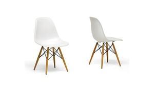 White Elemental Lifestyle Emma Chair
