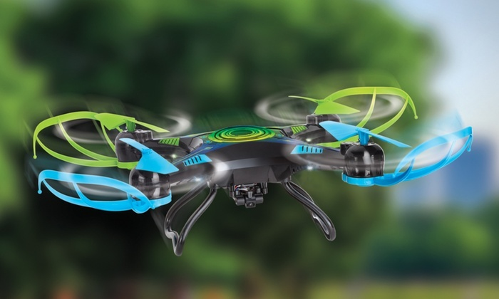 Sharper Image RC Camera Drone Groupon