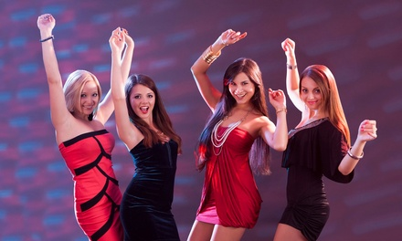 One or Two Pole-Dancing Ladies' Night/Day Out Lesson Event at Dance 411 Studios (Up to 62% Off)
