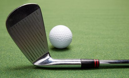 image for One-Hour Golf Simulator for Up to Four at Tee It Up Golf (53% Off)