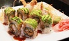 Hokkaido Steak Seafood Sushi and Bar - Oakbrook Terrace: Japanese Dinner at Hokkaido Steak Seafood Sushi and Bar (Up to 47%Off)
