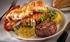 42% Off Food and Drinks at The Golden Steer Steakhouse