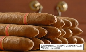 Cigar Palace: Premium Cigar Packages at Cigar Palace (Up to 52% Off). Three Options Available.
