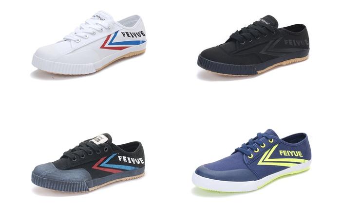 chaussures de séparation bcae3 f774b Une paire de basket Feiyue   Groupon Shopping