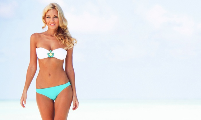 Cooper Spa - Lebanon: One or Two Brazilian Waxes or Full-Leg Waxes at Cooper Spa (Up to 56% Off)