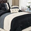 Kam Home 7-Piece Embroidered-Comforter Sets