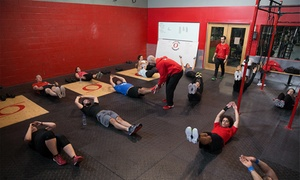 Citalfort Gym: 10 or 20 Bootcamp, MaxAbs or HIIT Training Sessions at Citalfort Gym (Up to 89% Off)