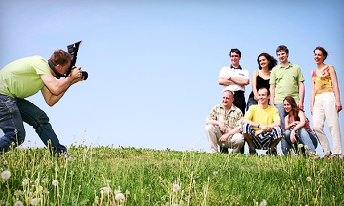 Agape Photography - North End: $150 for $300 Worth of Outdoor Photo Shoot at Agape Photography