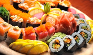 Sushi Cafe: Sushi Cafe: All-You-Can-Eat Buffet from £14.99