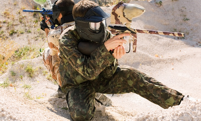 Airsoft Tulsa & Outdoor Sports - Tulsa: $39 for Indoor Airsoft Game for Two at Airsoft Tulsa & Outdoor Sports ($78 Value)