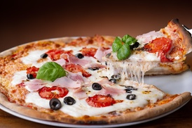 """Piza Pizza & Subs: $4 Off 10"""" Meatball Sub and Fries at Piza Pizza & Subs"""