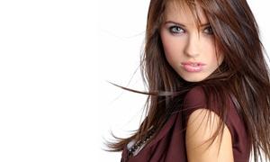 El tocador de Nina: Sesión de peluquería completa con opción a trat. capilar o tinte y/o mechas desde 14,95 € en El tocador de Nina