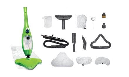 MultiFunctional FiveinOne Steam Cleaner Including Delivery