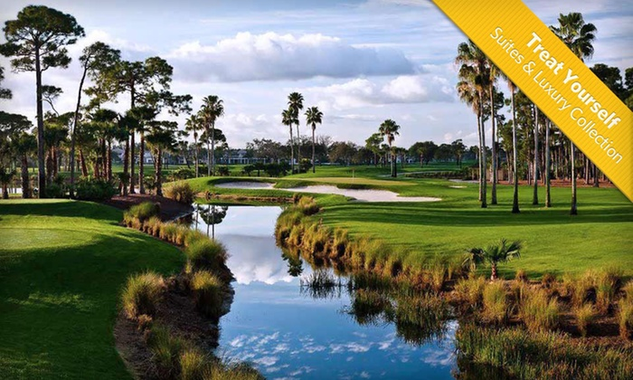 PGA National Resort & Spa - Palm Beach, FL: Two-Night Stay with $50 Resort Credit and Daily Breakfast at PGA National Resort & Spa in Palm Springs, FL