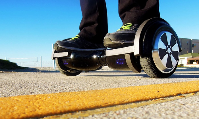 Let's Go: One-Hour Mini Segway Rental for One or Two at Let's Go (Up to 30% Off)