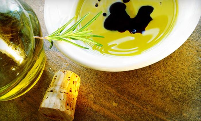 Paradiso Olive Oils & Vinegar - Downtown Redmond: Bottles of Olive Oil and Vinegar and Tasting for Two or Four at Paradiso Olive Oils & Vinegars (51% Off)