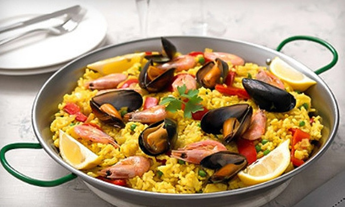 Paella House - Deerfield: $12 for $24 Worth of Paella for Two at Paella House