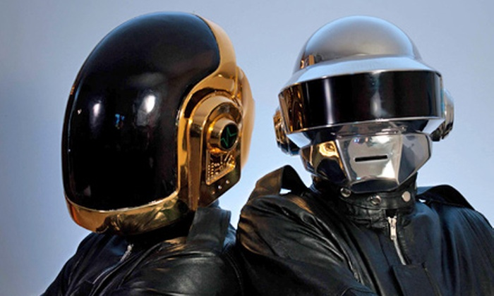 One More Time - A Tribute To Daft Punk - Palatine: $22 for Two to See One More Time – A Tribute to Daft Punk on Friday, December 6, at 9 p.m. (Up to $36.50 Value)