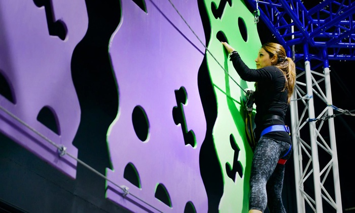 Xtreme Action Park - Xtreme Action Park: High Ropes Course for Two or High Ropes for Two Adults and Two Children at Xtreme Action Park (Up to 50% Off)