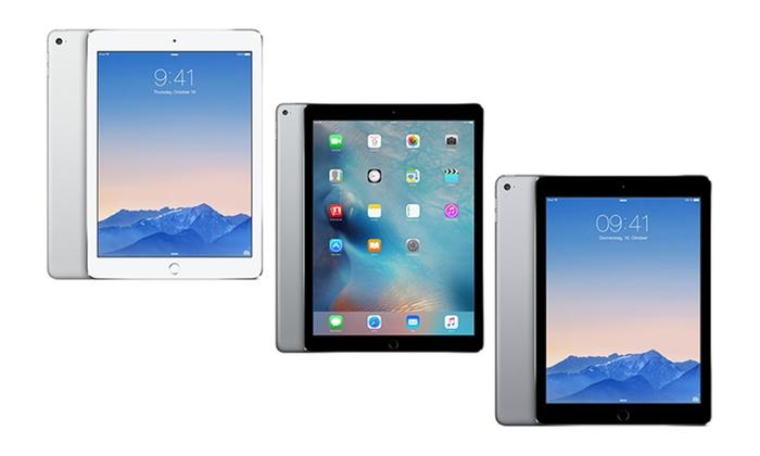 Apple iPad Air 2 et iPad Pro reconditionns dès 529€ livraison offerte