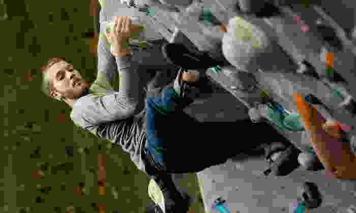 Coastal Climbing Centre - Newton: One-Month or 10-Visit Beginner Rock-Climbing Package for One or Two at Coastal Climbing Centre (Up to 78% Off)