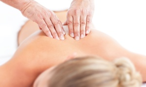 Tranquil Massage & Bodyworks: 60- or 90-Minute Deep-Tissue Massage at Tranquil Massage & Bodyworks (Up to 53% Off)