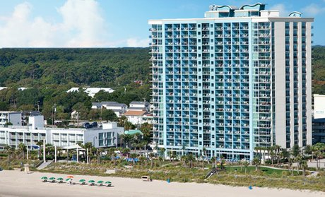 Groupon Oceanfront Resort On Myrtle Beach Boardwalk