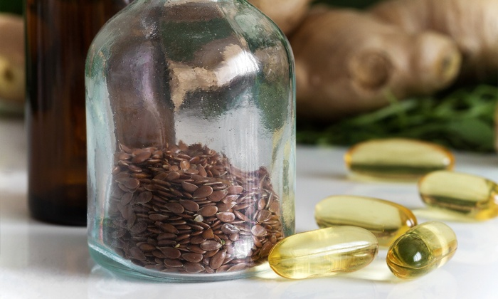 Tinnoxyl - Concord: $19 for $35 Worth of Nutritional Supplements — Tinnoxyl