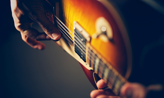 Guitar Now Online: 6 Months or 1 Year of Online Guitar Lessons from Guitar Now Online (Up to 75% Off)