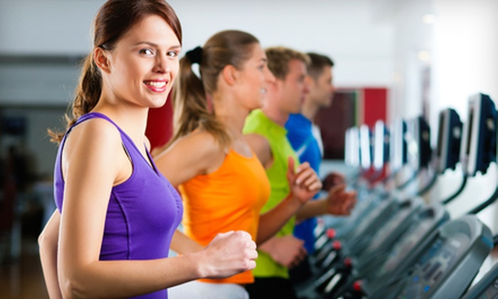 Friendswood Fitness - Friendswood Plaza: One- or Three-Month Membership to Friendswood Fitness (Up to 57% Off)
