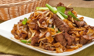 Ni-Hao China Garden: Chinese Dinner for Two or Four at Ni-Hao China Garden (Up to 38% Off)