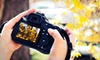 Santagto Photography - Raynolds Addition: Photo Workshop for One or Two, Macro Photography Class, or Photo Boot Camp from Santagto Photography (Up to 80% Off)