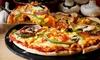2 oder 4 Pizzen nach Wahl