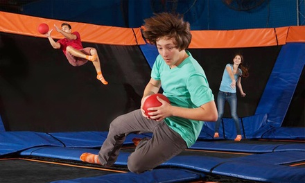Two 60-Minute Jump Passes at Sky Zone Roswell (Up to 50% Off)